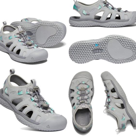 KEEN SOLR sandals portada