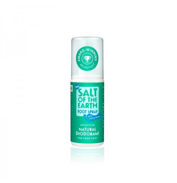 Salt Of The Earth Desodorante-para-pies-hombre